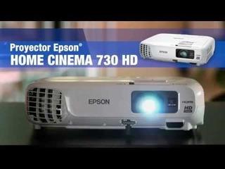 Epson Home Cinema 730hd Hdmi 3lcd 3000 Lúmenes De Color