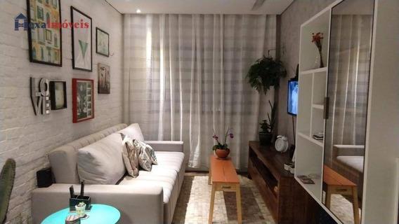 Apartamento Com 2 Dormitórios À Venda, 53 M² Por R$ 245.000,00 - Barueri - Barueri/sp - Ap0036