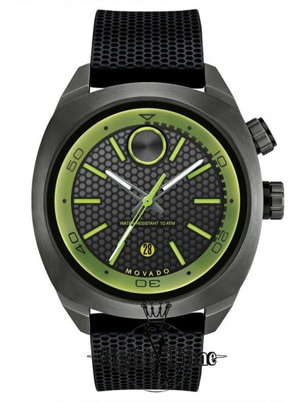 Relógio Movado Bold 3600211 Verde Original Raro Zerado!!!!!!