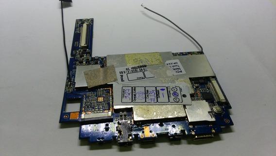 Placa Lógica Tablet Dl Tp 250 Para Retirada De Peças