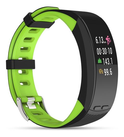 P5 Pantalla A Color Nrf52832 Reloj Inteligente Gps Multi-spo