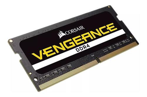 Memória Ddr4 Notebook 16gb 2666mhz Corsair Vengeance