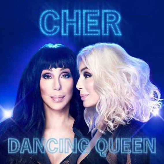 Cd - Cher - ( Dancing Queen ) 2018 - Original Novo Lacrado