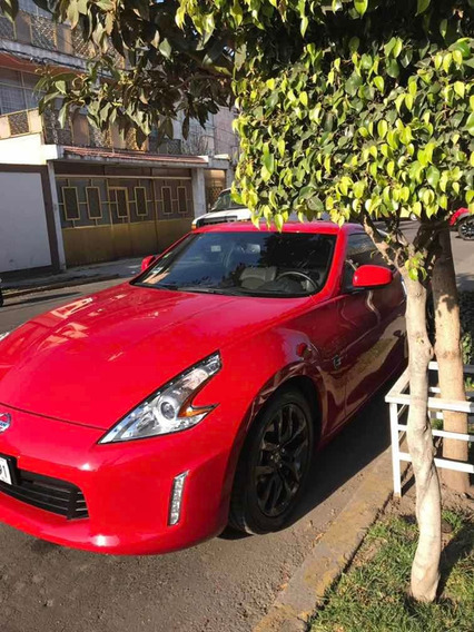 Nissan 370z 2016 3.7 Touring Mt