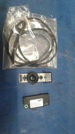 Modulo Wifi Widt 20r Un40fh303 / Botao Power
