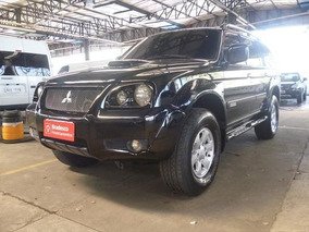 Mitsubishi Pajero Sport 4x4 At 2.5 2007 Preta Diesel
