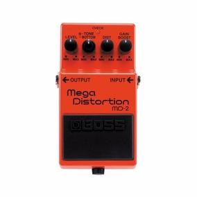 Pedal Boss Mega Distortion Md-2