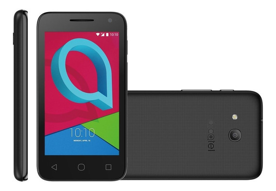 Smartphone Alcatel Pixi4 Tela 4 Pol, Dual Chip, 3g+wifi, And