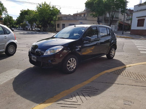 Renault Sandero Pack 1.6 8v 2014 45000 Kilometros