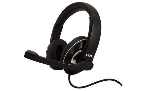 Headset Usb Gamer Prime Oex Hs 201