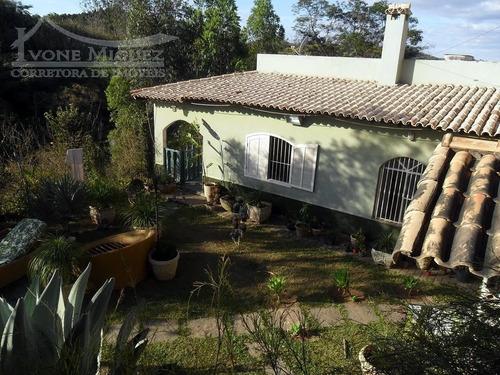 Imagem 1 de 15 de Casa Em Lagoinha  -  Miguel Pereira - 1046