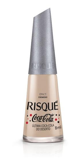 Esmalte Uñas Risqué Colección Coca Cola
