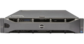 Servidor Dell R710 Xeon Quad Core 32 Gb / 1 Tera / Seminovo