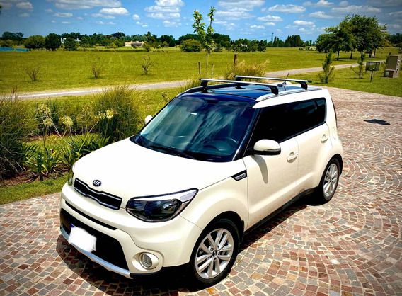 Kia Soul 1.6 Ex Premium 6at 2018