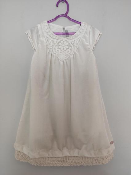 Vestido Para Niña De 2 A 3 Años Marca Minimimo, Precioso
