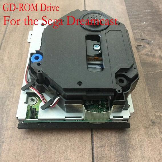 Para Sega Dreamcast Máquina Va01 Gd Rom Disco Drive Game Con