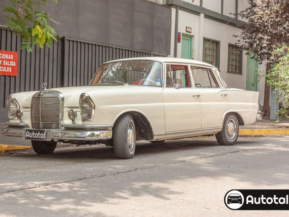 Mercedes Benz 230 S 230 S Manual 1966