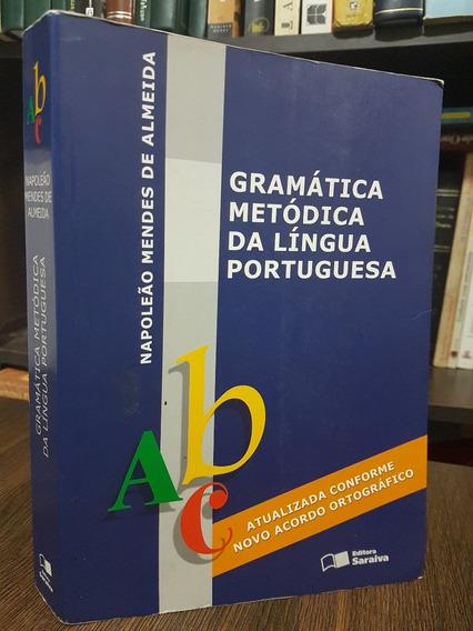 Gramática Metódica - Napoleão Mendes De Almeida
