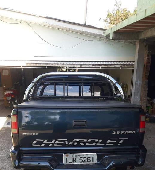 Chevrolet S10 2.8 Dlx Cab. Dupla 4x2 4p 2000