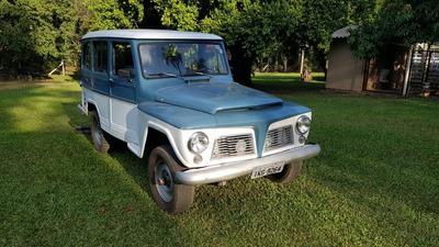 Rural Willys 1966