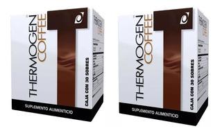 2 Thermogen Coffe (café Adelgazante) + Envío Gratis