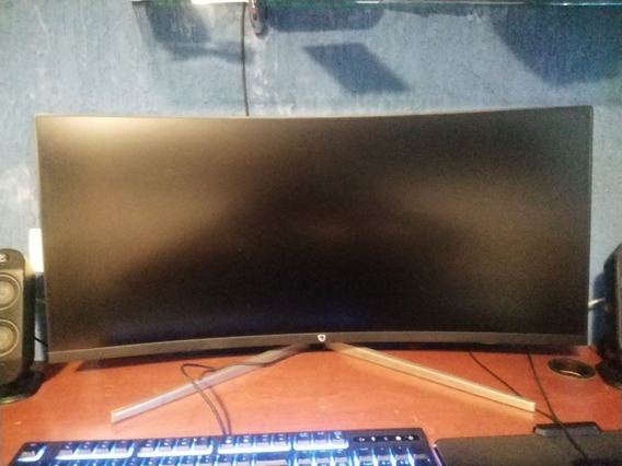 Monitor 34 Crossover 3440x1440 100hz Ultrawide Freesync
