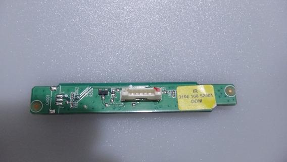 Placa Cr Tv Philips Ir 3106 108 52501 Odm
