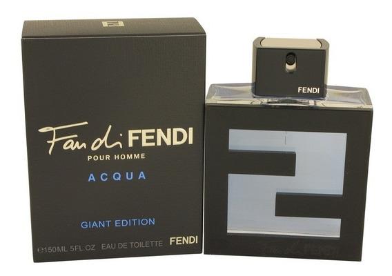 Perfume Fan Di Fendi Acqua Pour Homme Masculino 150ml Edt