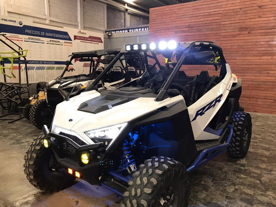 Polaris Rzr Pro Xp Turbo Demo Agencia