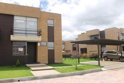 Casa Hermosa En Arriendo Cajica Mls 19-1056
