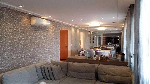 Apartamento Domo Home 123 M² - Ap1523