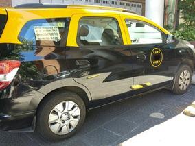 Chevrolet Spin 1.8 Lt - 2013 | Taxi S/lic | Oportunidad!!!