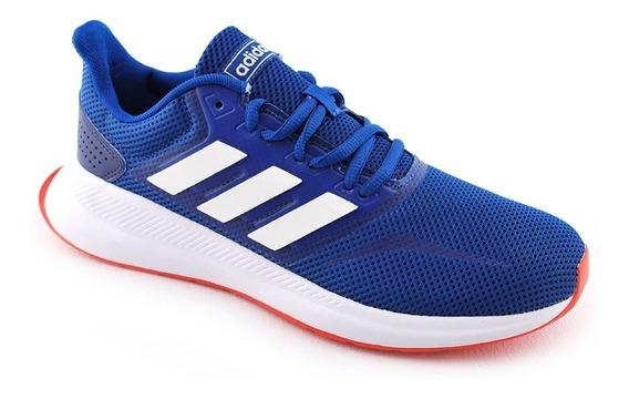 Zapatilla Running Runfalcon Az/bl adidas Hombre