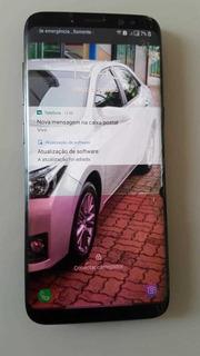 Samsung Galaxy S8 64 Gb - Tela Trincada