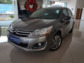 Citroen C4 Lounge Exclusive 1.6 Flex