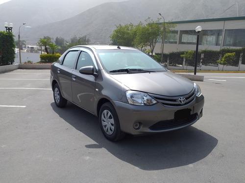 Toyota  Etios  2020 1.5x Mecánico