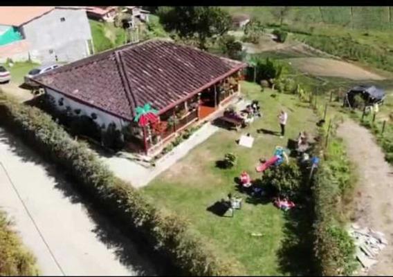 Casa Finca En Marinilla Via Peñol 600 Mts 220 Mill