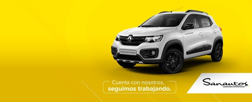 Renault Kwid Outsider 2021