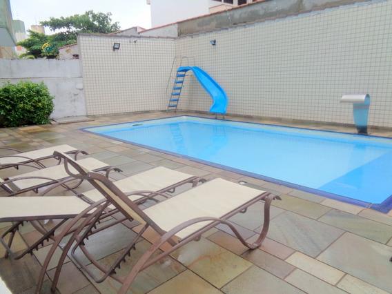 Apartamento Para Alugar No Bairro Enseada Em Guarujá - Sp. - En125-3