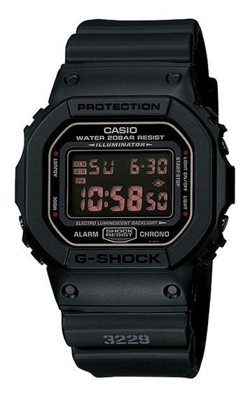 Relógio Digital G Shock Dw 5600ms-1dr Original Garantia 12 Meses