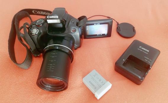 Câmera Canon Sx40hs Powershot Usada