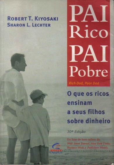 Livro: Pai Rico Pai Pobre