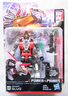 Dinobot Slug Power Of The Primes Transformers
