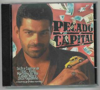 Cd Original Novela Pecado Capital Nacional (1998)