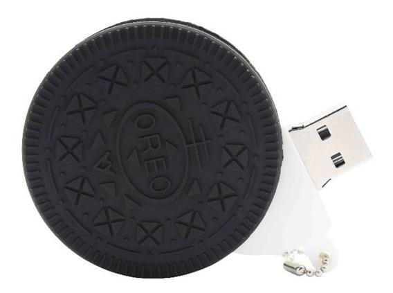 Pen Drive Personalizado Biscoito Óreo 32 Gb