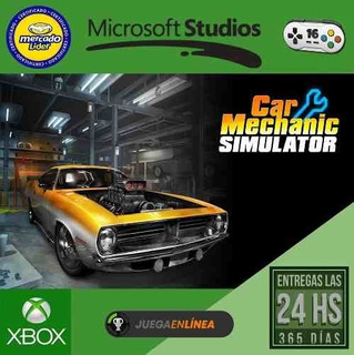 Car Mechanic Simulator - Xbox One - Modo Local