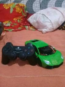 Carrinho De Controle Remoto De Playstation 2 Ferrari