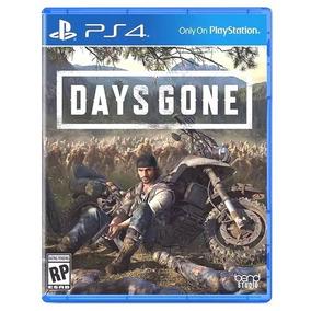 Days Gone Ps4 Mídia Física Lacrado