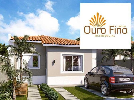 Casa Com 2 Dormitórios À Venda, 44 M² Por R$ 145.000,00 - Jardim Bela Vista - Rio Das Pedras/sp - Ca3000