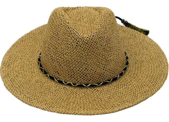 Sombrero Australiano Rafia K Compañia De Sombreros M943362